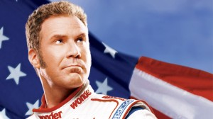 This is a photo of Ricky Bobby, the NASCAR Angel. Photo can be found by following this link.
