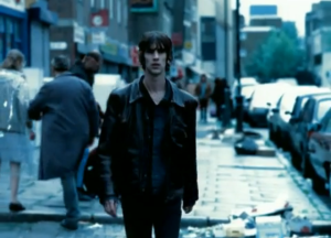 Photo from music video of Bitter Sweet Symphony by The Verve. Photo can be found on the Bitter Sweet Symphony wikipedia page